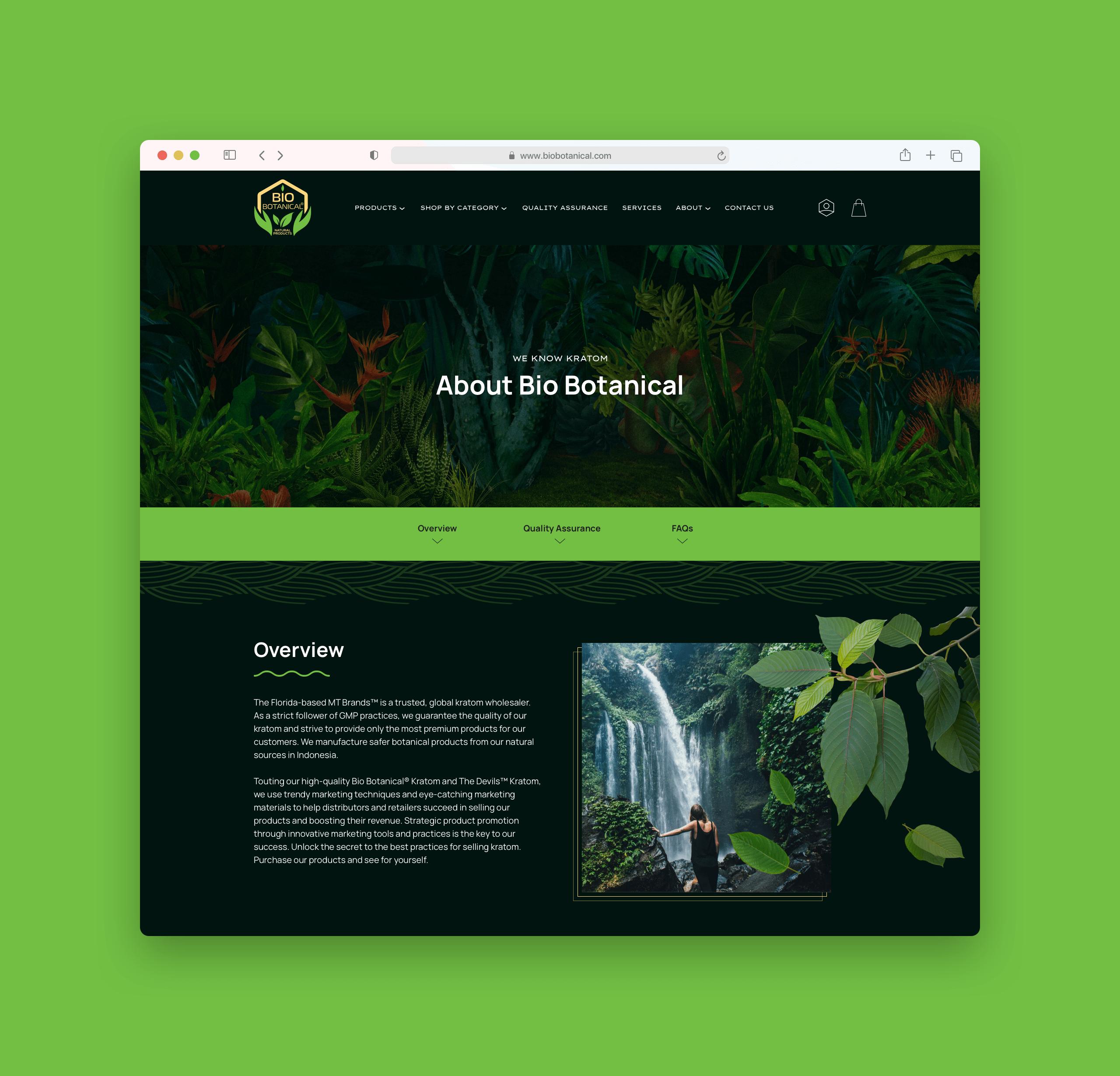 Bio Botanical Interiors