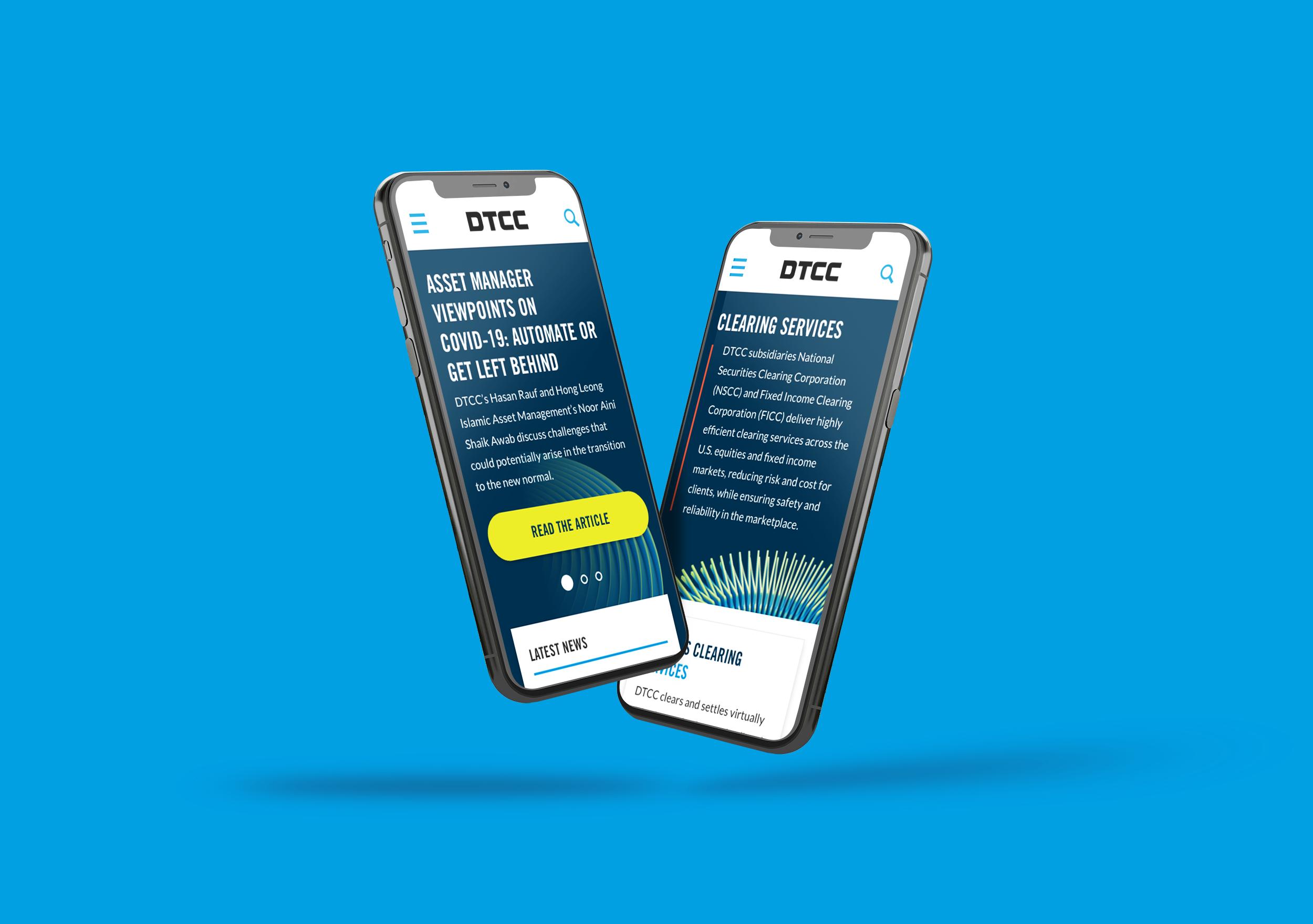 DTCC Mobiles