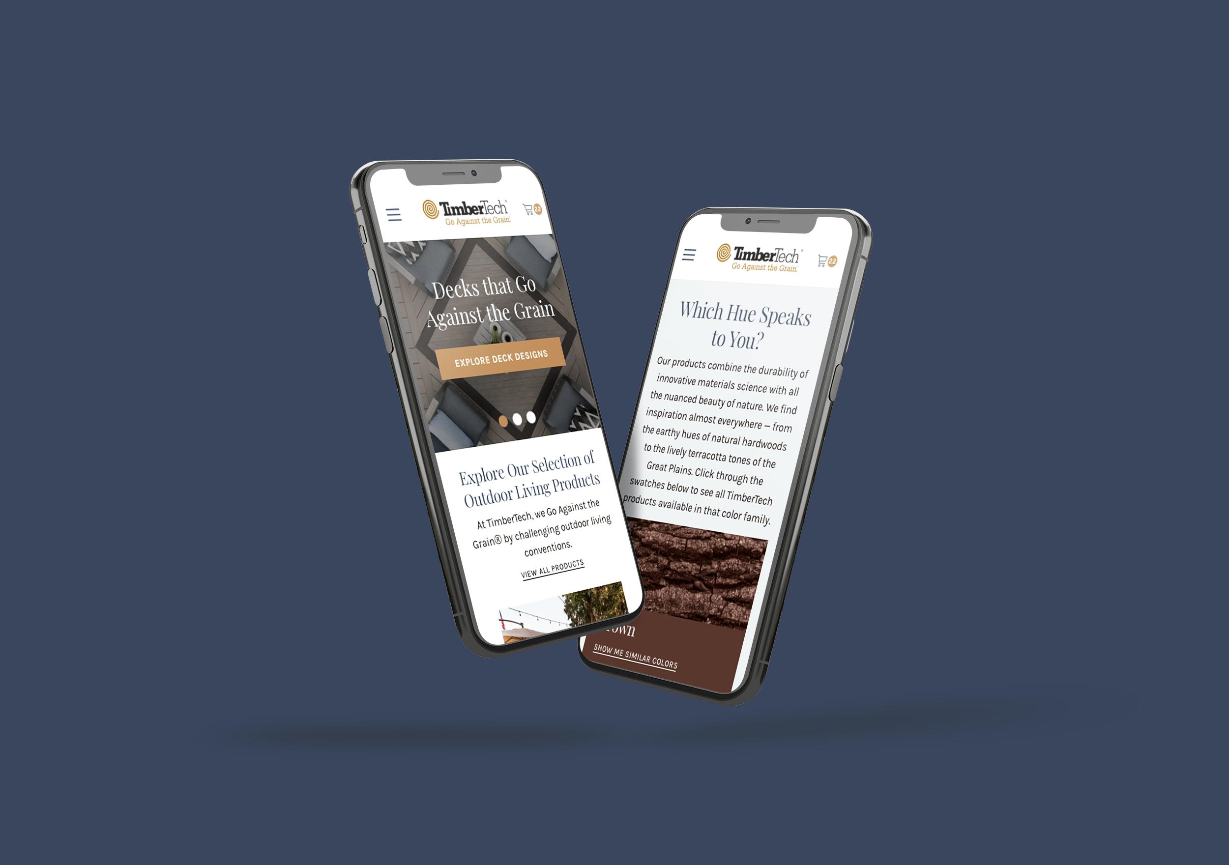 TimberTech Mobiles